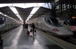 Estación de Tren María Zambrano